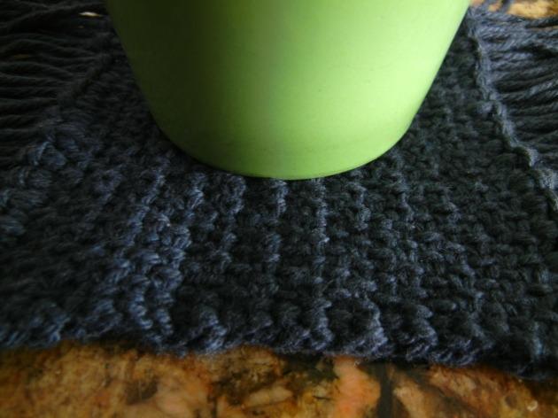 Linen Stitch Mug Rug_1