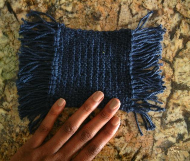 Linen Stitch Mug Rug_2